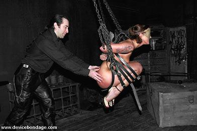 bondage hands