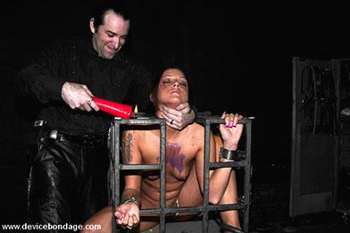 female bondage models in nj