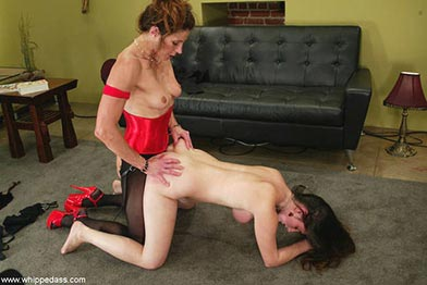 toilet femdom training