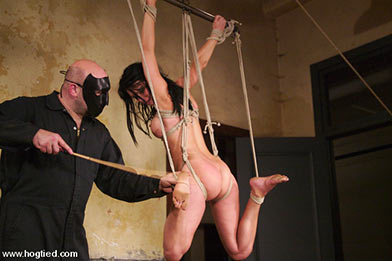 beautiful bondage girls