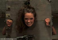 devicebondage bondage on torture table