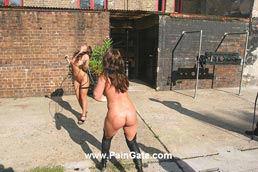 Paingate bad spank