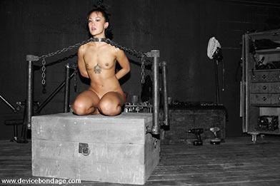 Bondage nude photos