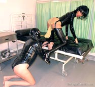 Theenglishmansion illustrated femdom stories