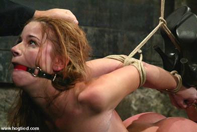 ashley self bondage story