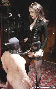Theenglishmansion female domination training