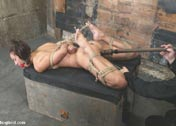strapped bondage