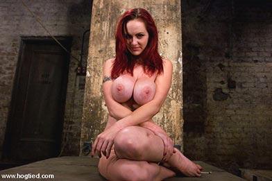 Erotic bondage picture