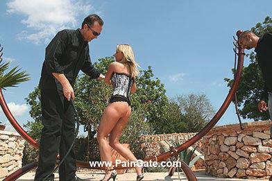 spanking maids